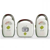 Babá Eletrônica Safety 1st com Termômetro de Ambiente - Neutro - Neutro - Safety 1st
