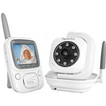 Babá Eletrônica Siga-me Baby 1 250 Metros - com Câmera e Transmissão Digital