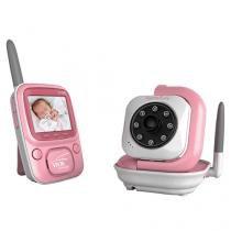 Babá Eletrônica Siga-me Baby c/ Câmera sem Fio - Transmissão Digital