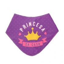Babador Princesa da Casa Tecido - Gorila Clube