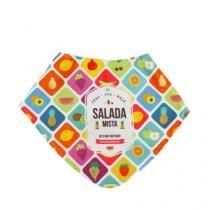 Babador Salada Mista Tecido - Gorila Clube