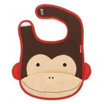 Babador Zoo Macaco Marrom - Skip Hop - Skip Hop