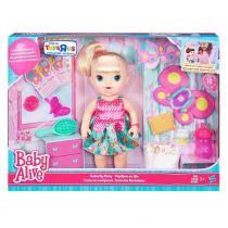 Baby Alive Borboletinha Loira - Hasbro - Hasbro