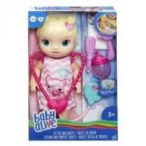 Baby alive cuida de mim loira - Hasbro