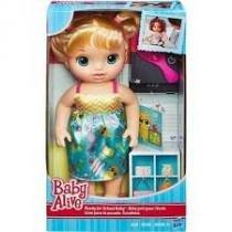 Baby alive escolinha - Hasbro