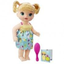 Baby Alive Escolinha Loira - Hasbro B7223 -