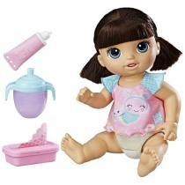 Baby Alive Fraldinha Mágica Morena - Hasbro