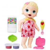 Baby Alive Lanchinhos Divertidos Loira - Hasbro -
