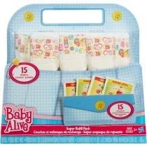 Baby Alive Super Refil - Hasbro