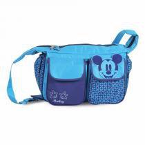 Baby Bag Mickey com Trocador e Bolsa Interna Baby Go G - Baby Go