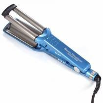 Babyliss Pro Modelador Nano Titanium Triondas Waver - 230ºC/440ºF -