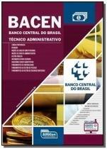 Bacen - tecnico administrativo - 01ed/16 - Alfacon