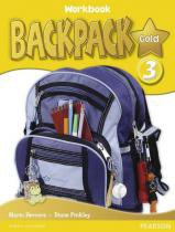 Backpack gold 3 - workbook and audio-cd pack - Pearson brasil