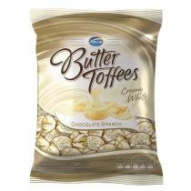 Bala Butter Toffees Chocolate Branco 600g - Arcor -