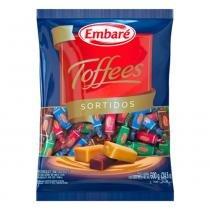 Bala de Caramelo Toffees Classics 600g - Embaré -
