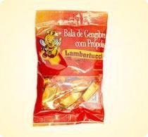 Bala de Gengibre com Própolis - Lambertucci - 50g -
