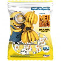 Bala Mastigável Banana Minions 600g - Freegells -