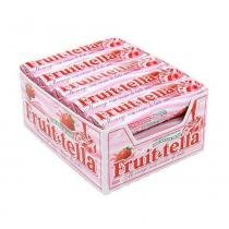 Bala Mastigável Fruittella Morango Creme c/15 - Perfetti -