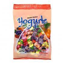 Bala Yogurte Fruta 600g - Dimbinho -