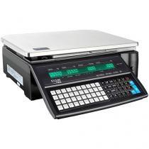 Balança Comercial/ Industrial Eletrônica Elgin - SM100 até 30Kg
