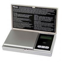 Balança de Precisão Digital com Tampa, 500g, Display LCD - JL6 - Western