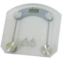 Balança De Vidro Banheiro 180k Fitness Retangular - Rpc