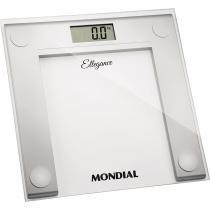 Balança Digital de Vidro com Capacidade de 150kg Mondial Ellegance - Mondial