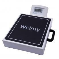 Balança Digital Portátil Welmy w200 M Lcd -