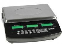 Balança eletrônica 15 kg upx com bateria acqua -