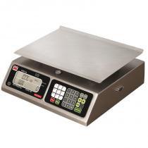 Balanca Eletrônica 40kg Inox Magna C/Bat - Comprenet