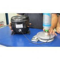 Balanca para carga de gas precisao 1gr ate 5kgs bm500c r600 r134 mp39 - Milano