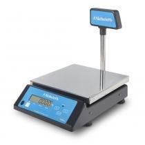 Balança Pesadora Tavola 30kgVisor base - operador / visor coluna - cliente  - MICHELETTI - Micheletti