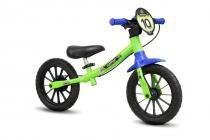 Balance bike Nathor verde aro 12 -