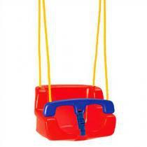 Balanço Infantil Vermelho - Xalingo - Outras Marcas