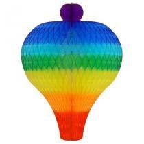 Balão Carrapeta de Papel Festa Junina 35cm - Festabox