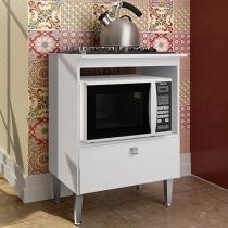 Balcão com Tampo para Cooktop Art In Móveis - 1 Gaveta BL 1060