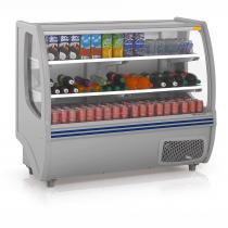 Balcão Refrigerado Fenix 2 Placas Frias GBDF140 Gelopar -
