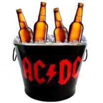 Balde De Cerveja Ac/dc 7,5l - Versare anos dourados
