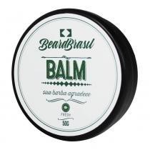 Balm Bálsamo para Barba Fresh 50g - Beard Brasil - BeardBrasil