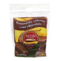 Bananada Chocolate 200g - Tachão de Ubatuba -