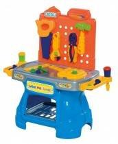Banca De Ferramentas Infantil Mini Mechanic - Calesita 465 -