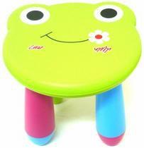 Banco Cadeira Banqueta Infantil Com Pes Para Criança Brinquedo (DTH40005) - Wincy