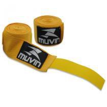 Bandagem de Algodão - 300cm x 5cm Muvin BDG-0105 - Muvin