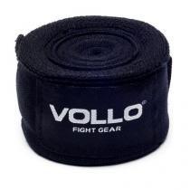 Bandagem Elástica Vollo VFG113 de 5cm x 3m Preta - Vollo