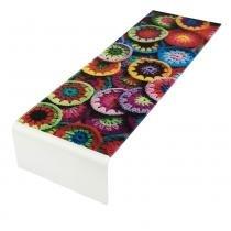 Bandeja de Sofá  Crochet - Colorido - Jaya
