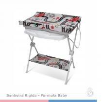 Banheira galzerano luxo rigida 7015 formula baby - Gazerano