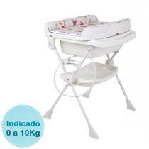 Banheira para Bebê Burigotto Splash - Monstrinhos - Neutro - Neutro - Burigotto