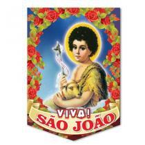 Banner São João para Festa Junina - Festabox