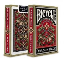 Baralho BICYCLE Gold Dragon BackPlaying Cards - Bicycle