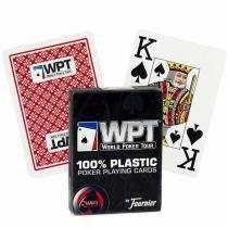 Baralho FOURNIER WPT 55 cartas Jumbo - Fournier